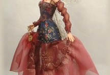 vestidos bonecas / by silvana campanholo