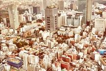 Japan - my dream x / by Stephanie Gwen