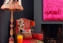 Interieur | Bohemian / Lifestyle and colors