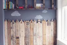 Steigerhout Interieur / Steigerhouten meubels