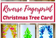 Christmas crafts with kids