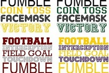 Football/Lacrosse / by Kimberly Ard