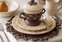 Table Settings / by Faith Hopwood