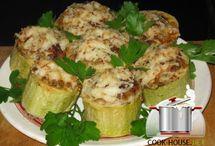 овощи на горячее