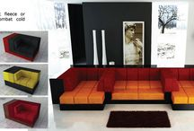Living Room and Lounge Designs / Massive living room and lounge designs.