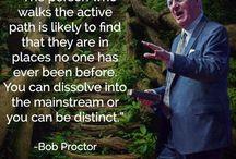 BOB PROCTOR INSPIRATION