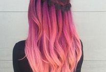 BEAUTIFUL COLORS (HAIR) ❤️