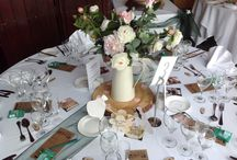 Centrepieces / Delightful centrepieces can be hired in The Midlands from Make It Special Events.  Please have a look at our website: http://www.makeitspecialevents.co.uk/