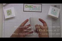 Crafts - stamp / images