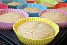 Kiddies Cakes / Vanilla Cupcakes