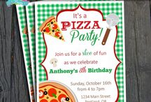 Pizza Party | THEME / Pizza party ideas and inspiration  / by Forever Your Prints