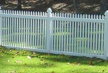 Fence / by Sarah Hamfeldt