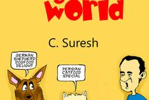 A Dog Eat Dogfood World / A Dog Eat Dogfood World by Suresh C