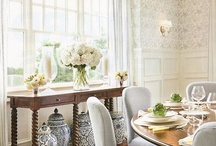 Dining Rooms / by Joy Dillard