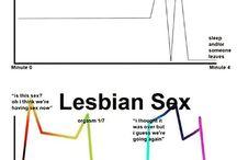 lesbian shit
