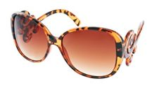EYEWEAR / An easy way to look stylish...complete your look with a great eyewear. / by Keri Henderson