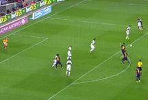 La Liga / Amazing GIFs with some of the greatest goals from Spain's top league.