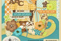 Freebies Digital Scrapbooking Kits / This board is dedicated to Digital Scrapbooking Kits  and Mini Kits Freebies - some of the links might be expired by now / by Ania Kozlowska-Archer
