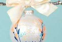 Coton color ornaments - want