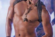 Bi  Rain / My favorite Korean singer and actor.  He's so sexy!!! cute!!!