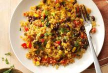 Recipes: Vegetarian
