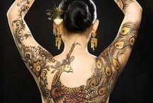Ink / Yeah tattoos