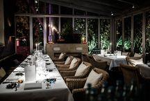 Restaurant Die Ente / Ausgezeichnet mit einem Michelin Stern und 16 Punkte vom Gault Millau.  Küchenchef ist Tommy Richard Möbius