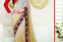 Designer Indian Sarees For Party Wear