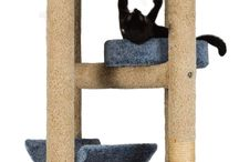 Extra Large Cat Furniture / The Extra Large category of Molly and Friends furniture are sturdy, strong and big! These are so much fun for adventurous and large cats.