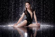 Regenshooting sensual