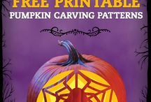 2015 Free Printable Pumpkin Carving Patterns / Get your carve on this year with Pumpkin Masters' FREE pumpkin carving patterns. Spooky, silly, and downright memorable, these are sure to up your jack-o'-lantern game.