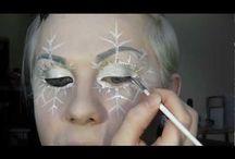 Carnaval ~ Make-up / by Frauke Brouwer