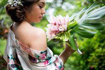 Hawaiian Wedding / by Adori Designs