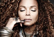 Iconic Janet Jackson Hairstyles / Janet Jackson hairstyles and looks created by the founder and creator of SOTAH Hair Care, Janet Zeitoun.