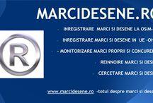 marcidesene.ro / Inregistrare Marci la OSIM si UE