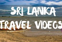 Sri Lanka Travel Videos / These travel videos will take you on a virtual tour of Sri Lanka's destinations, exactly like we experienced them while on our adventure in this island country.