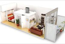 Studio leilighet