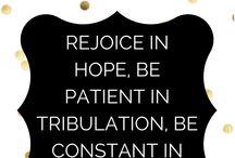 Biblical Inspiration / by Loraine Orellana