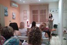 Tarde Prodigiosa by Nuxe / Nuestra formadora Natalie nos invita a probar lo mejor de Nuxe / by Farmacia Montmany