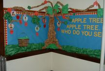 Bulletin Boards: Apples / by Polly Wickstrom