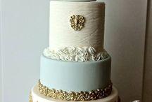 Our Wedding Cake- Ricardo & Soco