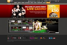 Live Casino / Experience the real deal in our 24/7 live casino. As we're an Asian bookmaker, we've brought an Asian themed Live Casino direct to your door!