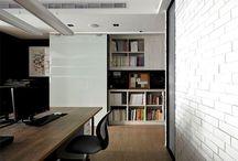 Interior Kantor / Beragam informasi tentang interior kantor mulai dari yang bertemakan minimalis, modern, mewah, dan sebagainya
