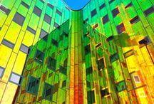 kleurgebruik, lichteffecten