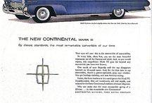 1958 Lincolns