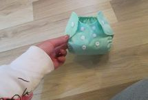Cloth diapering/ DIY cleaners / by Ashley Speet