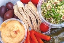 healthy lunch / by Megan Novy