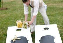 Wedding Decorations and Activities / by Jennifer Antelman