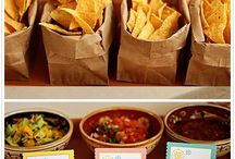 Burrito Bar Inspiration / Burrito Bar