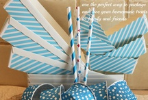 Pack A Party / Pack A Party with The Sugar Divas paper party supplies and fun fresh ideas to pack and carry goodies, treats and surprises to neighbors and friends....♥♥♥...When it's time to CELEBRATE..♥♥♥..Pack It Pretty..♥♥♥